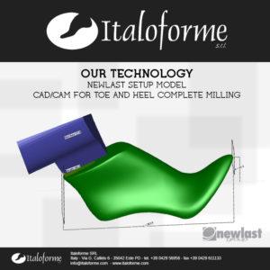 Formificio Italoforme, tecnologia NEWLAST